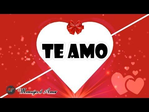 Videos de amor - PARA TI MI AMOR  BUENOS DIAS  TE DEDICO ESTE MENSAJE DE AMOR