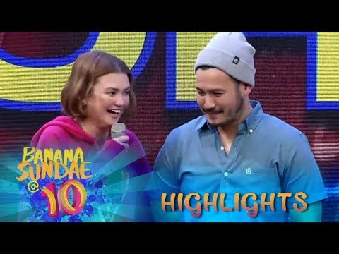 Birthday messages - Banana Sundae: Angelica Panganiban gives a heartfelt birthday message to John Prats