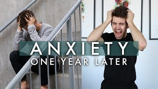 I filmed my anxiety attacks one year later