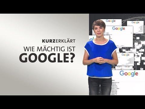 Wie mächtig ist Google?