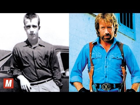 Chuck Norris | From 6 to 76 Years Old