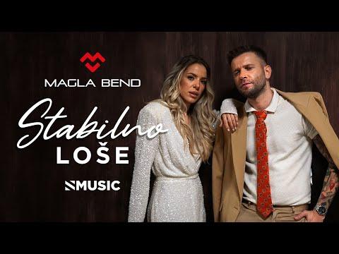 Stabilno loše - Magla Bend - nova pesma, tekst pesme i tv spot