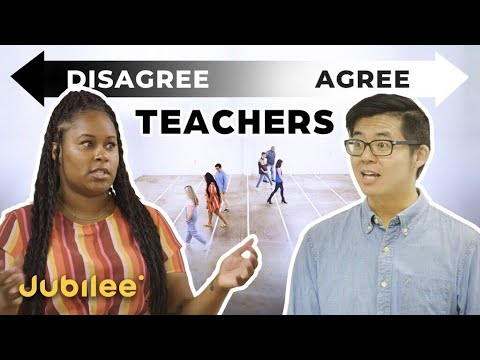 Do All Teachers Think The Same? | Spectrum
