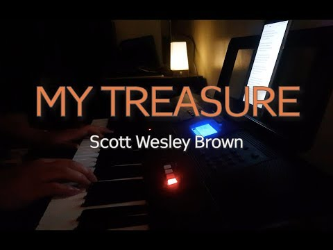 My Treasure - Scott Wesley Brown | Arranged by Angelo Adriano