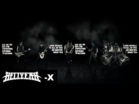 X (360&deg Lyric Video)