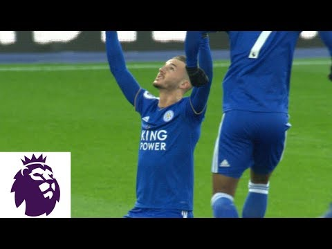 Video: Maddison shows control, scores incredible volley v. Watford | Premier League | NBC Sports