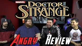 Video Doctor Strange Angry Movie Review MP3, 3GP, MP4, WEBM, AVI, FLV Juni 2018