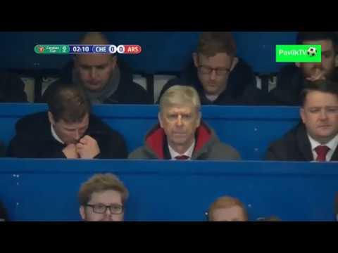 Arsenal vs Chelsea 0 0 All Goal