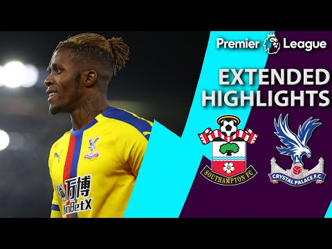 Video: Southampton v. Crystal Palace | PREMIER LEAGUE EXTENDED HIGHLIGHTS | 1/30/19 | NBC Sports