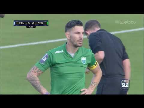 Super League 2: ΧΑΝΙΑ – ΛΕΒΑΔΕΙΑΚΟΣ | ΑΓΩΝΑΣ | 16/12/2019 | ΕΡΤ
