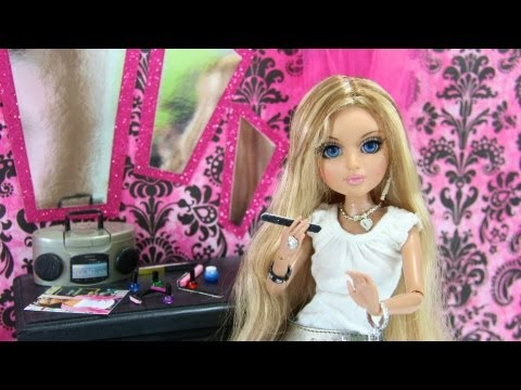 How to Make Doll Health and Beauty Items