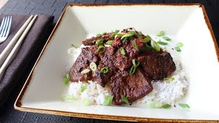 Bulgogi Beef Recipe - How to Make Korean-Style Barbecue Beef by Food Wishes
