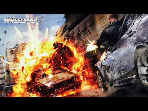 Vin Diesel Wheel Man Gameplay  4  2017 1080p  On PC