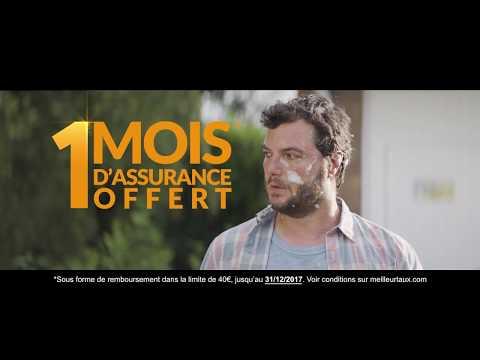 Meilleurtaux.com - Assurance auto - Pub TV
