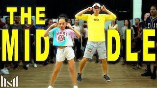 "Video ""THE MIDDLE"" - ZEDD Dance | Matt Steffanina Choreography ft Nicole MP3, 3GP, MP4, WEBM, AVI, FLV Mei 2018"