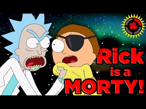Film Theory: Rick is a Morty CONFIRMED! (Rick and Morty)