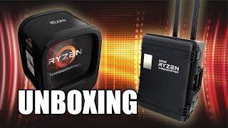 Enfim chegou por aqui o kit AMD Ryzen Threadripper, em toda sua glória e quantidade abusiva de caixas! Sem perder tempo, movemos esse pequeno monumento aos entusiastas de hardware para nosso estúdio e começamos o implacável processo de unboxing de tudo que está ali dentro. Nenhuma caixa ou embalagem passará impune!Além de revirar tudo para ver o que chegou, abrimos a caixa do AMD Ryzen Threadripper 1950X, modelo topo de linha dessa nova serie da AMD, para mostrar para vocês como é o processador e os acessórios que estão incluídos no kit. Acompanhe todo nosso conteúdo em http://adrenaline.com.br/Curta nossa página no Facebook!https://facebook.com/adrenaline/Siga-nos no Twitter!https://twitter.com/adrenaline