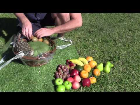 Fruit Baskets Sydney - See Inside a Fruit Hamper