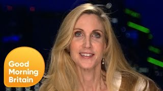 Video Ann Coulter Defends Donald Trump's 'Foul-Mouthed' Immigrant Outburst | Good Morning Britain MP3, 3GP, MP4, WEBM, AVI, FLV Juli 2018
