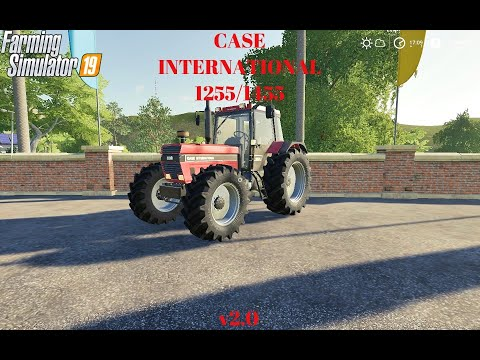 CASE INTERNATIONAL 1255/1455 v2.0