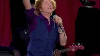 Simply Red - Holding Back The YearsLive from Budapest June 27th 09