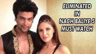 Nach Baliye 5 Kushal Tandon&Elena ELIMINATED in Nach Baliye 5 2nd February 2013 FULL EPISODE NEWS