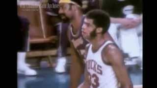 The Battle of The Giants - Wilt Chamberlain versus Kareem Abdul-Jabbar