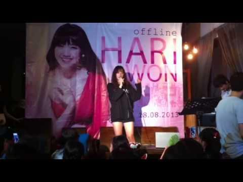 hari won hát tiếng Việt cực hay và cute