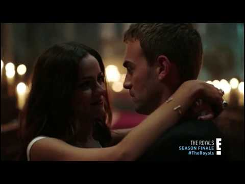 Jasper And Eleanor Dance In The Church! - The Royals 4x10 'I Love You Jasper Frost!'