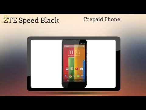 ZTE Speed Black (Boost Mobile) Review & features.. pros and cons ( Quick & fast video )