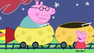 Peppa Pig English Episodes   Peppa goes on a Holiday Peppa Pig Official