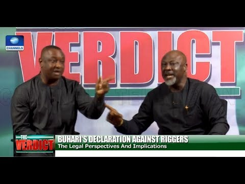Download [FULL VIDEO] Melaye, Keyamo In Heated Debate Over Buhari's Order On Ballot-Snatching