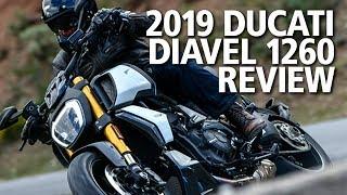 9. 2019 Ducati Diavel 1260 - Review