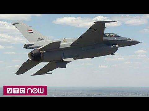 Iraq không kích cứ điểm của IS tại Syria  | VTC1 - Thời lượng: 51 giây.