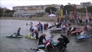 Sainte-Maxime France  city photos : Championnat France jet ski vitesse Sainte Maxime 2015