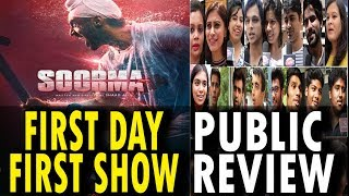 Video Soorma Public Review | First Day First Show Review | Diljit Dosanjh & Tapsee pannu MP3, 3GP, MP4, WEBM, AVI, FLV Juli 2018