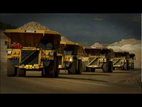 50,000th Caterpillar Truck
