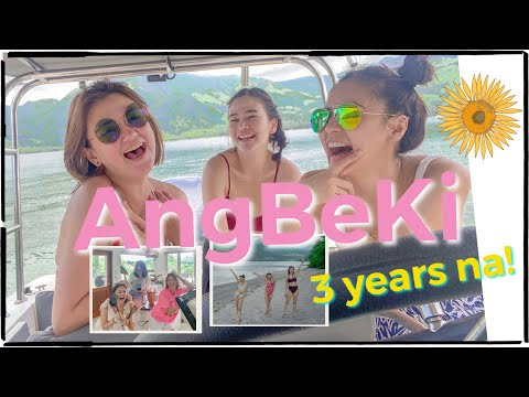 AngBeKi Vlog | 3rd anniversary get away