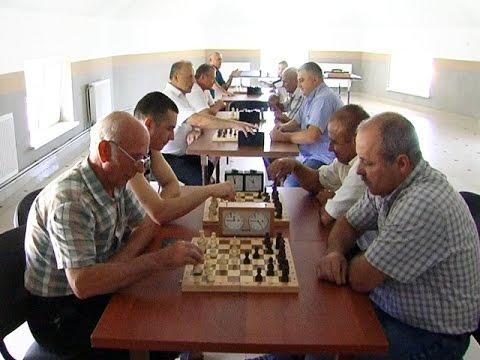 Районний шаховий турнір провели у Малому Гвіздці