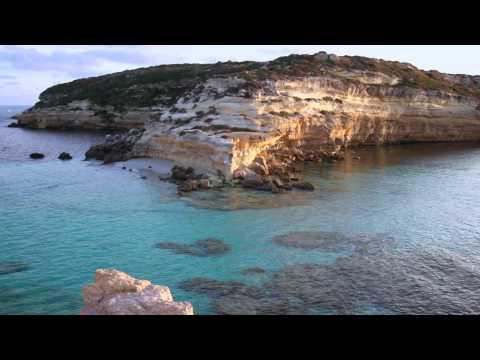 l'isola più bella d'europa: l'isola dei conigli (lampedusa)