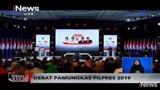 Video [Full] Debat Final Capres dan Cawapres Pemilu 2019 Part 06 - Pemilu Rakyat 13/04 MP3, 3GP, MP4, WEBM, AVI, FLV April 2019