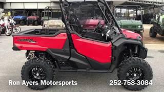 3. 2018 Honda Pioneer 1000
