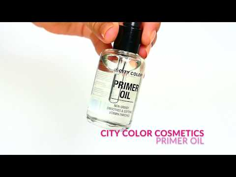 City Color City Color Oil Control Primer Oil