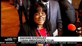 Chaos in UN Council