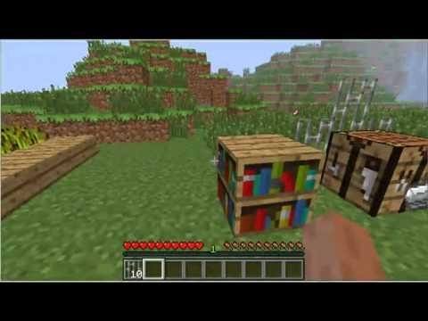 To The End + Todos los crafteos / Minecraft / Episodio 6 / Aprendiendo a Jugar