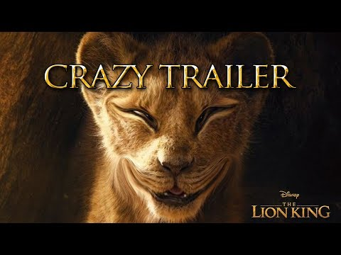 The Lion King trailer CRAZINESS 2019