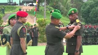 Video Putra Terbaik Papua Resmi Pimpin Kodam XVIII/Kasuari MP3, 3GP, MP4, WEBM, AVI, FLV Mei 2019