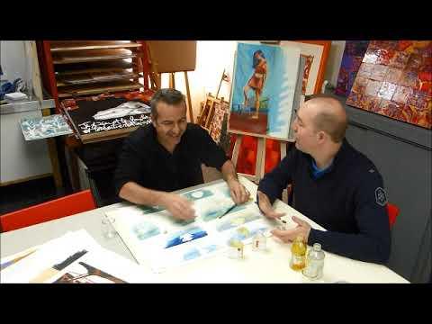 comment nettoyer ses pinceaux peinture à l'huile