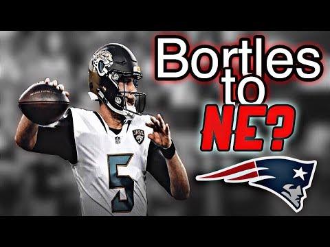 Patriots interested in QB Blake Bortles