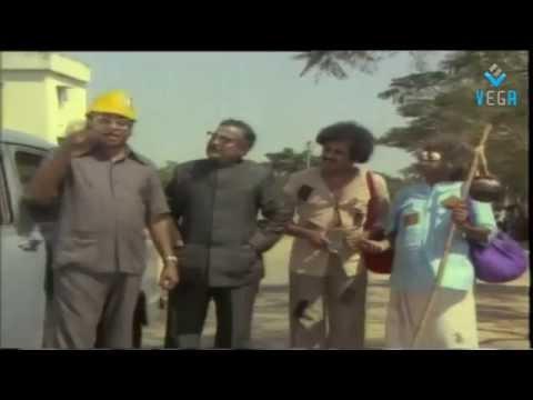 Vedikkai Manithargal Movie Comedy Scene -11